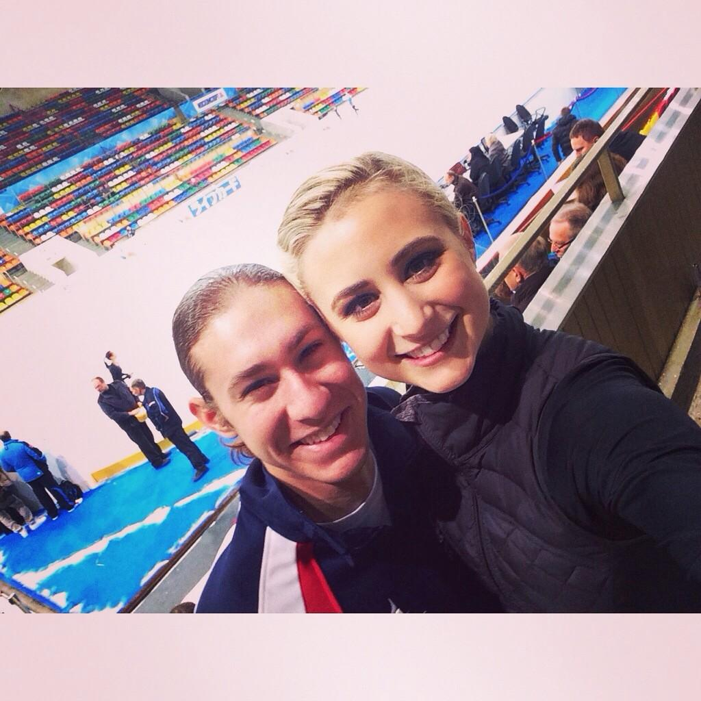 4 этап. ISU GP Rostelecom Cup 2014 14 - 16 Nov 2014 Moscow Russia-1-2 B2UzaqDIcAAO_Id