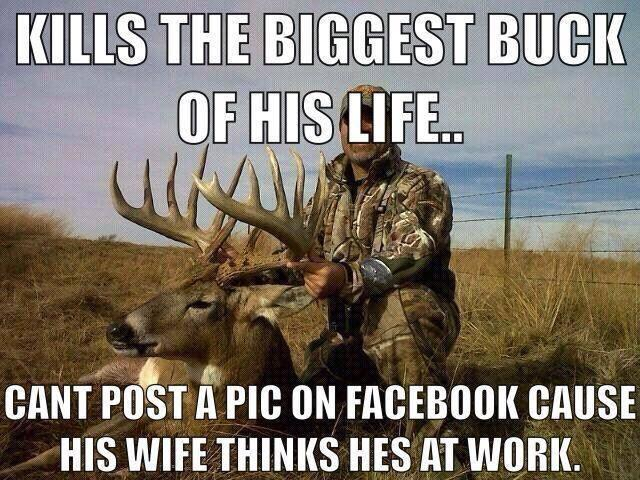 20 Hyper-accurate Hunting Memes We Can Relate To