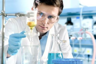 "Where else do we see semiotics? How abt the visual shorthand of ""scientist"": lab coat, safety glasses. http://t.co/Oq4T1UOMuI"
