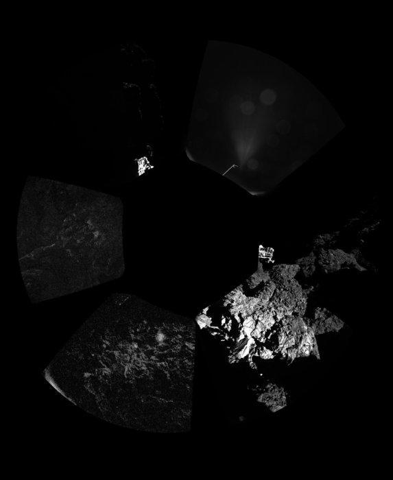Rosetta : atterrissage et mission de Philae (Sujet N°1) - Page 39 B2VT1F8IEAAu9vJ