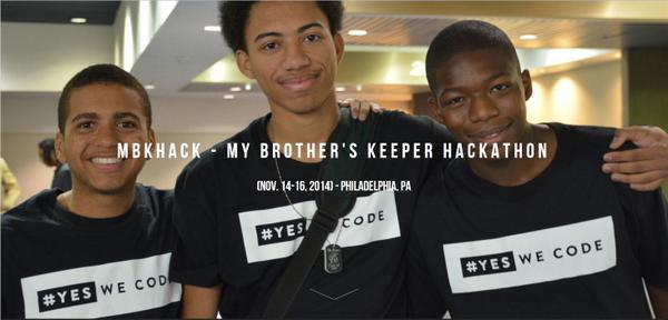 Thumbnail for My Brother's Keeper Hackathon #MBKHack