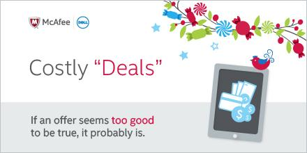 Score an awesome #deal? Make sure it's not too good to be true. #12scams http://t.co/miptwjSZMh http://t.co/FTuZwspaEl