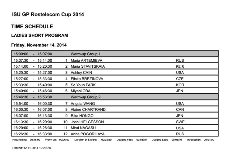 4 этап. ISU GP Rostelecom Cup 2014 14 - 16 Nov 2014 Moscow Russia-1-2 B2VYO1_IUAA5kbS