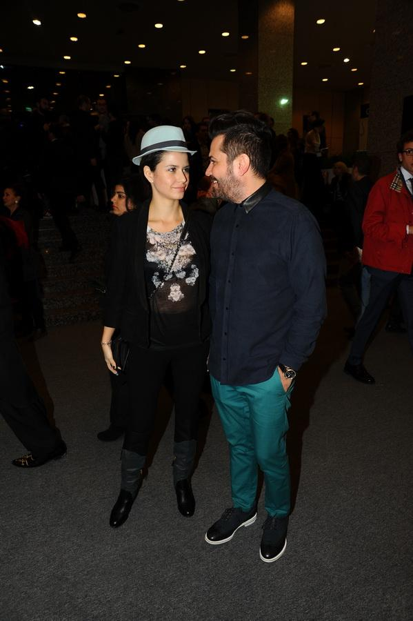 "Beren Saat Fan on Twitter: ""Beren Saat with her husband ..."