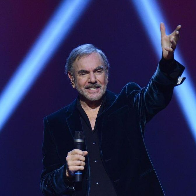 Tongue Groove On Twitter Whats Neil Diamond Doing With Wogans