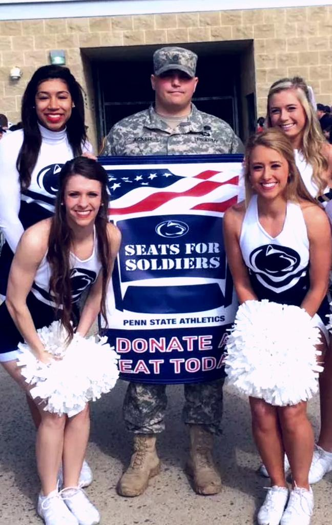 @JeffGarner23 we got 5k seats for the troops! See ya Saturday #SeatsForSoldiers #PSUmilitary http://t.co/o115CWWuUB