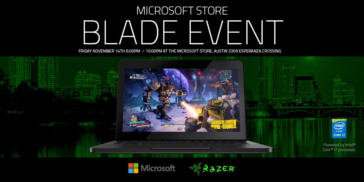 borderlands on twitter austin tx stop by the microsoft store
