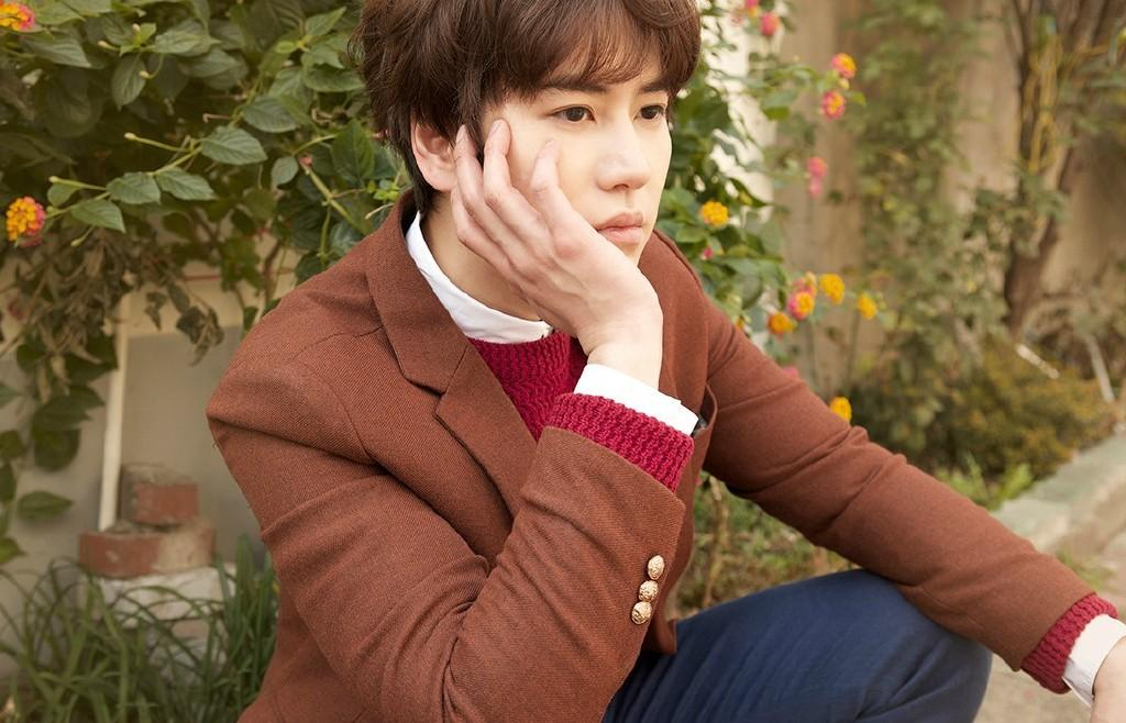 141113 Kyuhyun Website Update - Kyuhyun in different charismatic poses for 'At Gwanghwamun' album!  http://t.co/WeNSI8Uv88