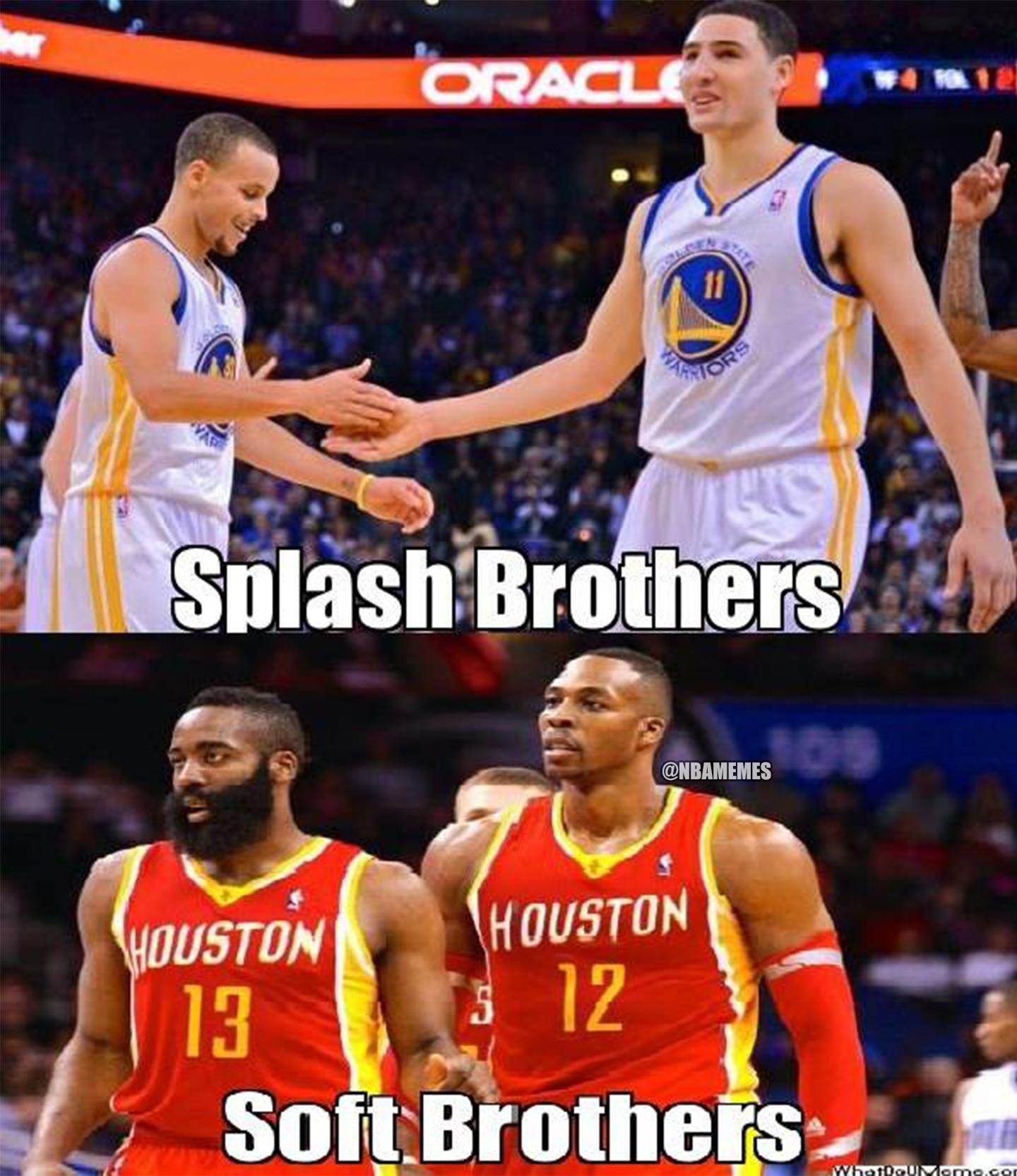 Houston Rockets Vs Okc: NBA Memes (@NBAMemes)
