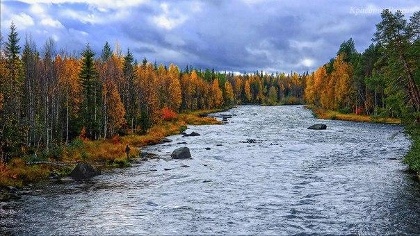 """""""@Irina_int: Красоты Севера #FF #природа http://t.co/EH1JBPMtIV"""" - НУ ПРЯМО НАША РЕЧКА!!! РОССИЙСКИЙ СЕВЕР НЕПОВТОРИМ!!"""