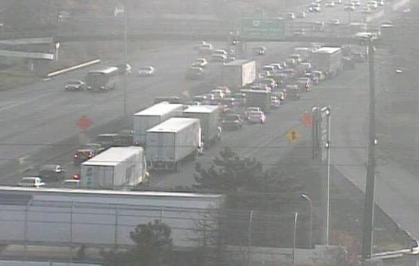 traffic alert | i-76 east remains closed at route 8 in akron due to