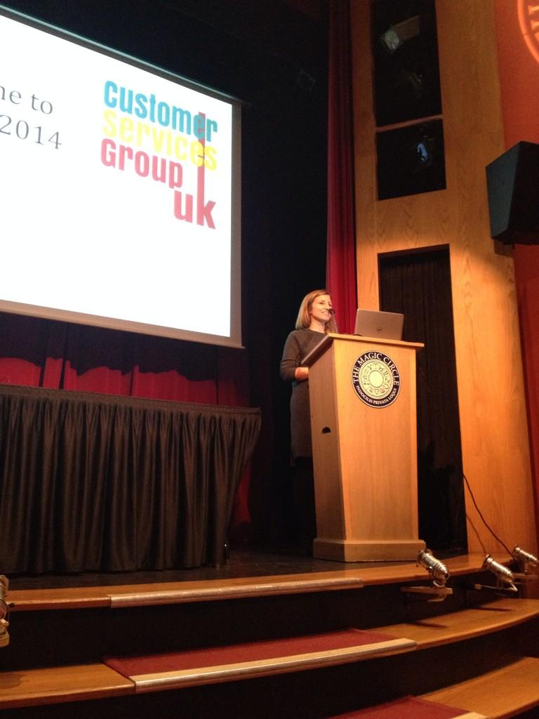 Welcome and introductions by Erin Casey to our first national conference, Chair of CSGUK #csguk14 http://t.co/QvY4kdl0Th