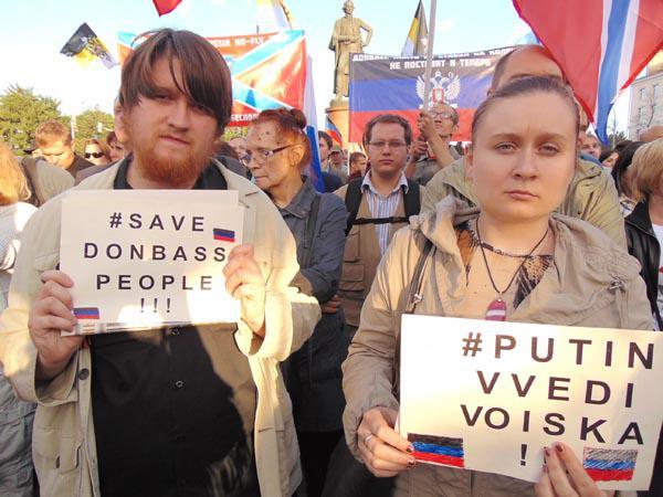 Раз террористы не принимают помощь от Украины, но пропускают помощь от Ахметова, то ситуация не критична, - Колесник - Цензор.НЕТ 4731