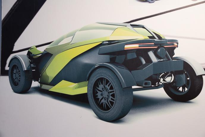 автомобиль будущего презентация 5 класс