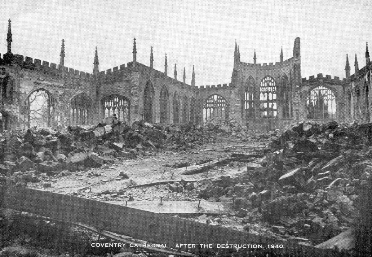 74 years ago tonight, nearly 600 people died and many more were injured in the Coventry Blitz http://t.co/etbyhp0DiF http://t.co/UZB0uKiasR