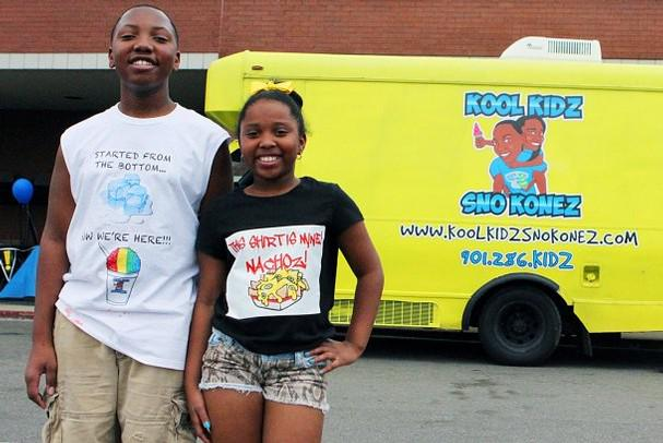 RT @sonsandbros: Meet Jaden Wheeler And Amaya Selmon, the sibling CEOs + the youngest  food truck owners in Memphis. #BOSS http://t.co/Wn2x…
