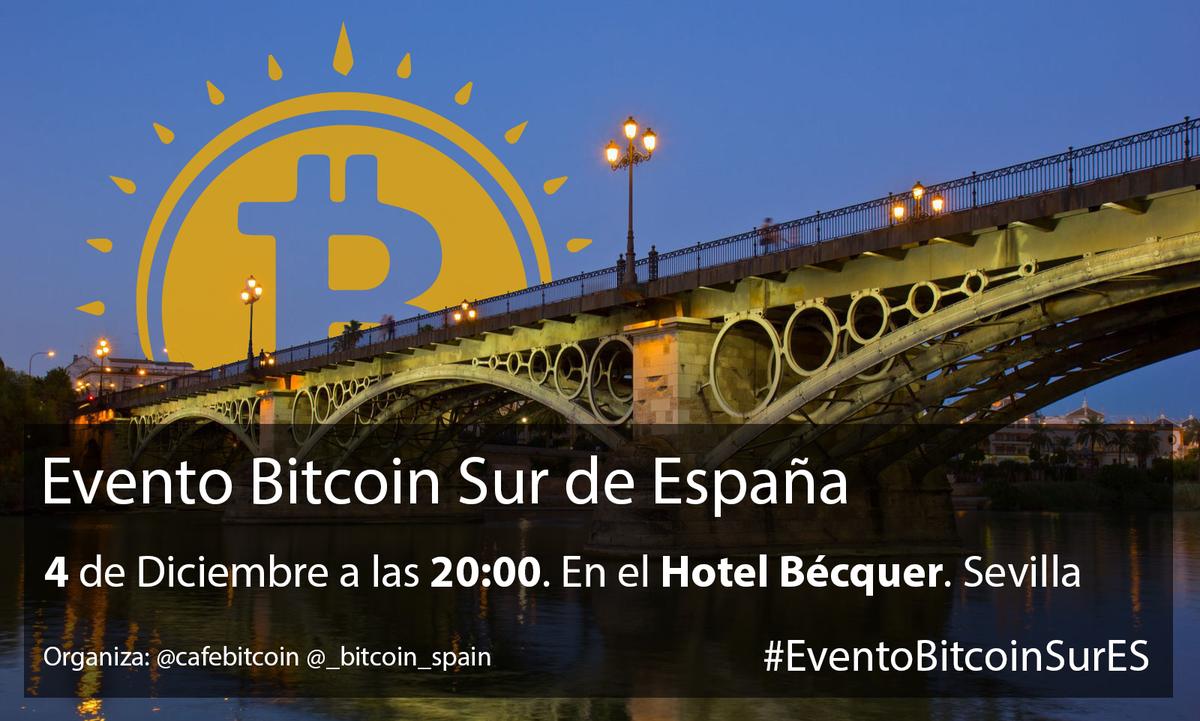 Evento Bitcoin Sur de España