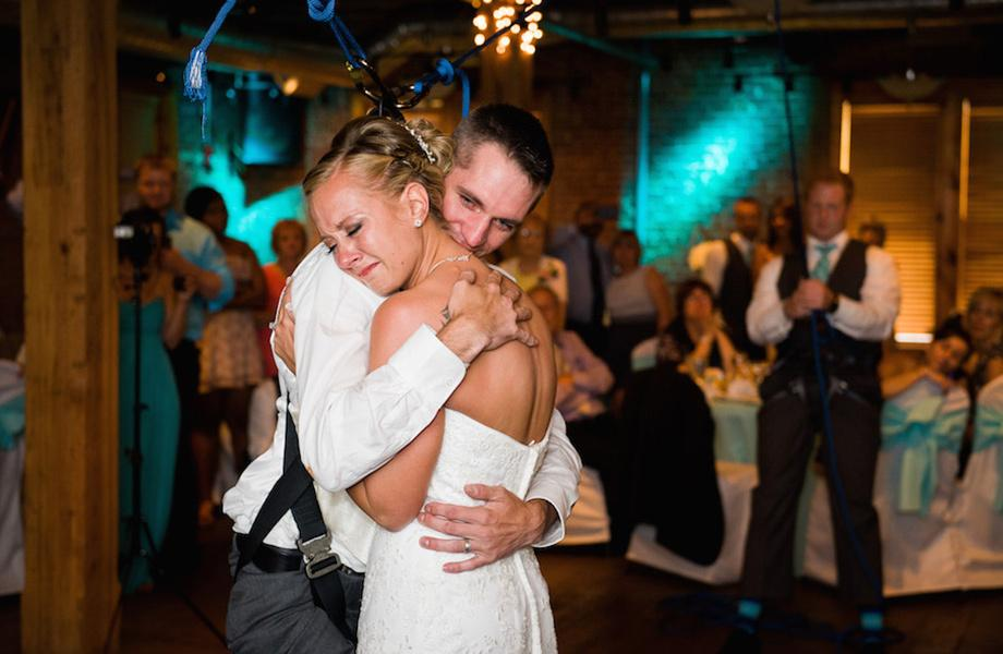 Thechive Paraplegic Groom Surprises His Wife With A Dance On Their Wedding Night Http T Chiv It Lsp7v6j Pic Twitter 0nptpduzhx