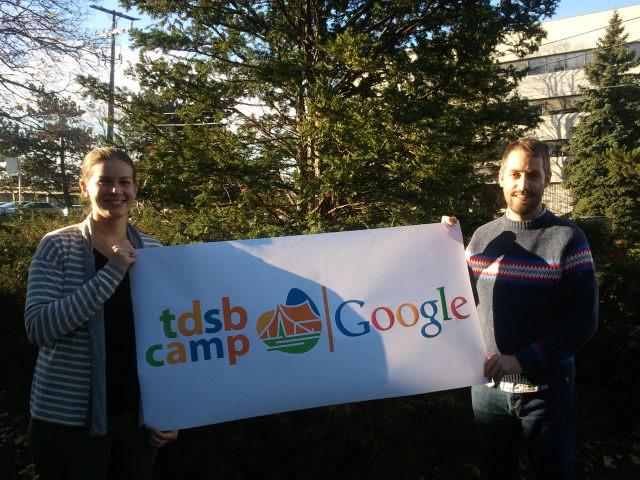 Thumbnail for TDSB Google Camp 2, Nov. 22 2014