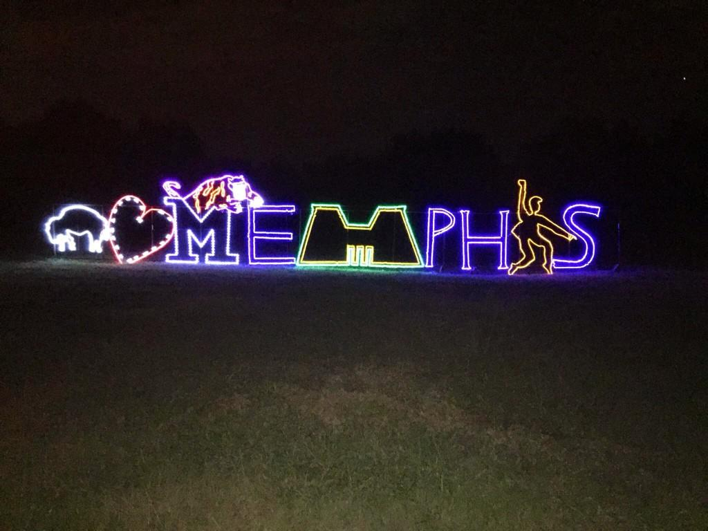 Check out one of the new @OrionFCU Starry Nights displays that our rangers built! @WMCActionNews5 @ilovememphis http://t.co/Cp7whJcL3H