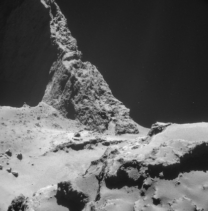 Gallery of photos from the surface of a comet http://t.co/L6jpV70NzV http://t.co/wr1BRolE3t