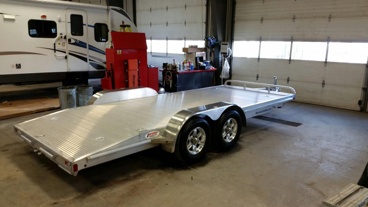 Ottawa Trailer Sales >> Primo Trailer Sales On Twitter Another Aluminumtrailer