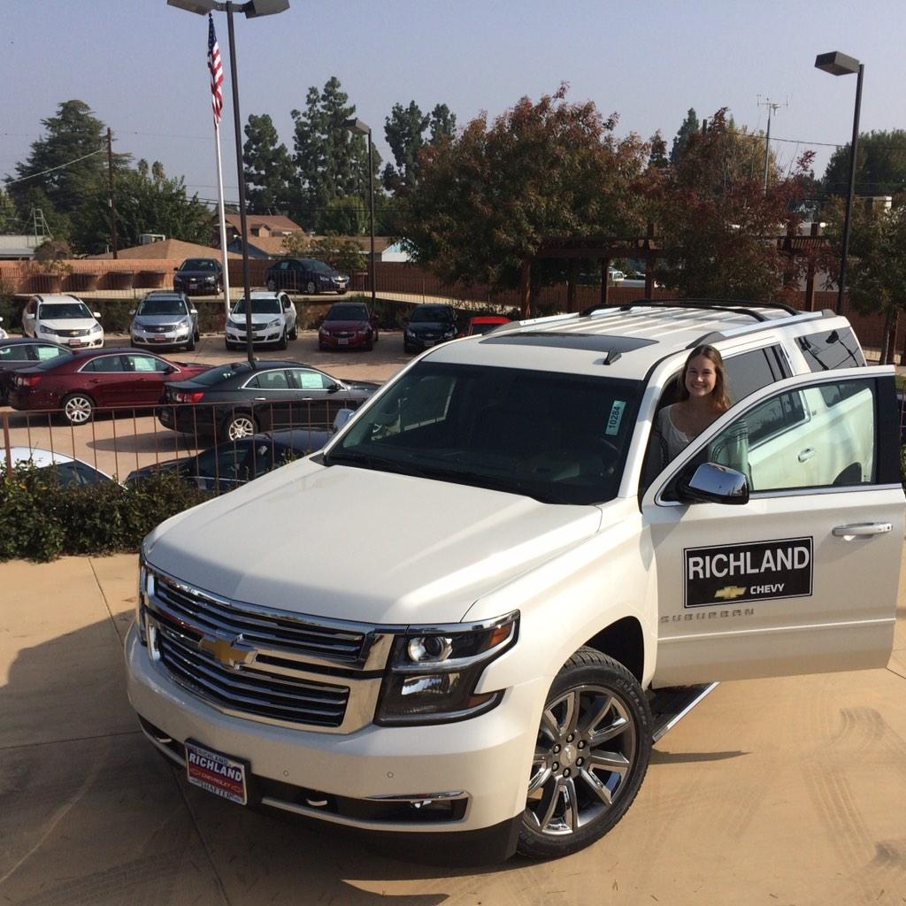 Richland Chevrolet Richlandchevy Twitter