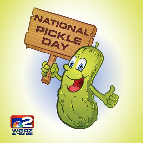 Wgrz On Twitter Quot Happy National Pickle Day Http T Co