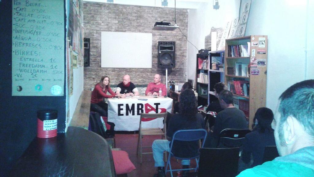 Presentación en Reus, 13-11-14