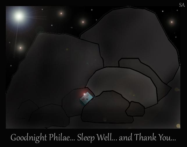 Shhhh everyone.... shhhhhh...... Sleep well, little one, we'll wait for you to wake... http://t.co/4TT4Si18cX
