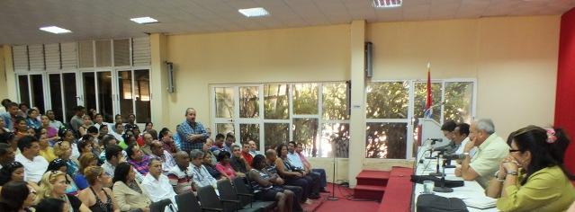 Concluye en Camagüey Diplomado en Dirección y Administración Pública