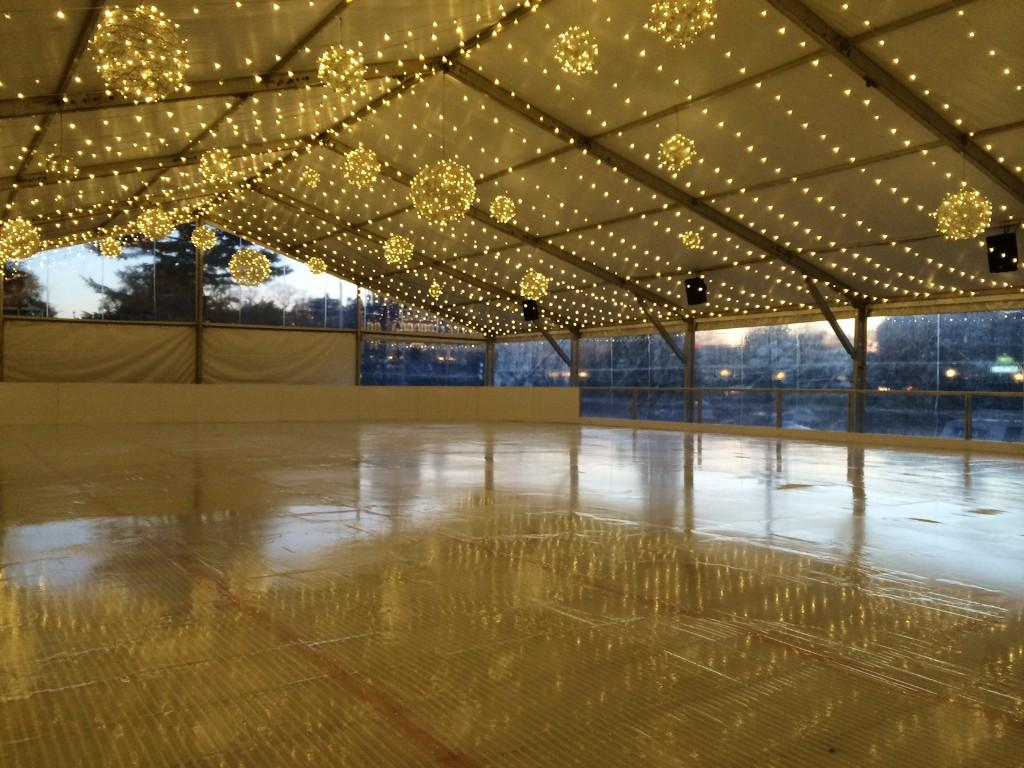 The ice is almost ready! #EmpressSkate #yyj #countdown http://t.co/SsbY5iifsU http://t.co/O8YinGW9EX