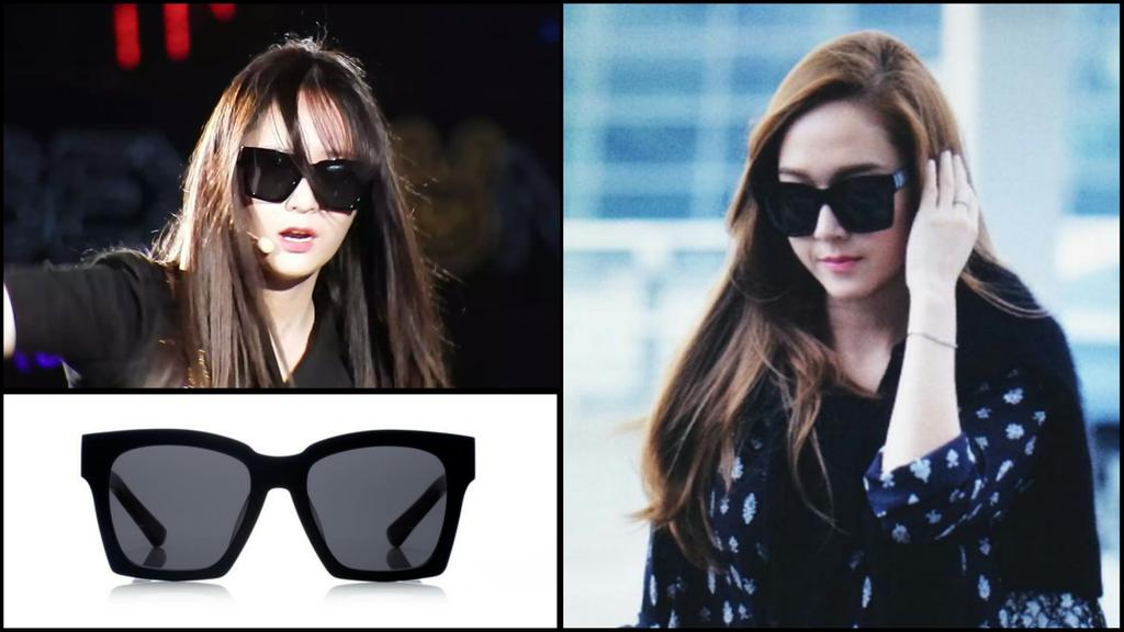 JungSis wearing The New York