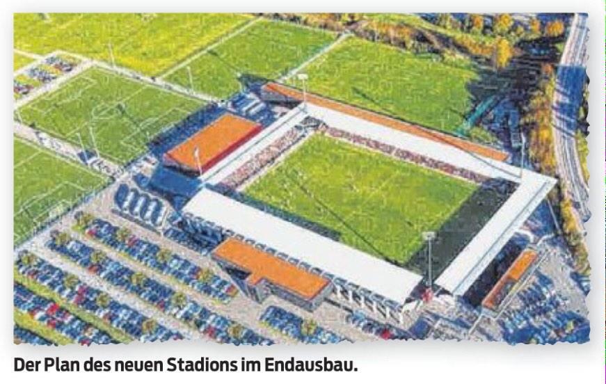 Stan On Twitter So Soll Das Neue Stadion Von Scr Altach