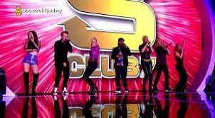 Best night ever!!!! @SClub7  fans are the best in the world #ChildrenInNeed