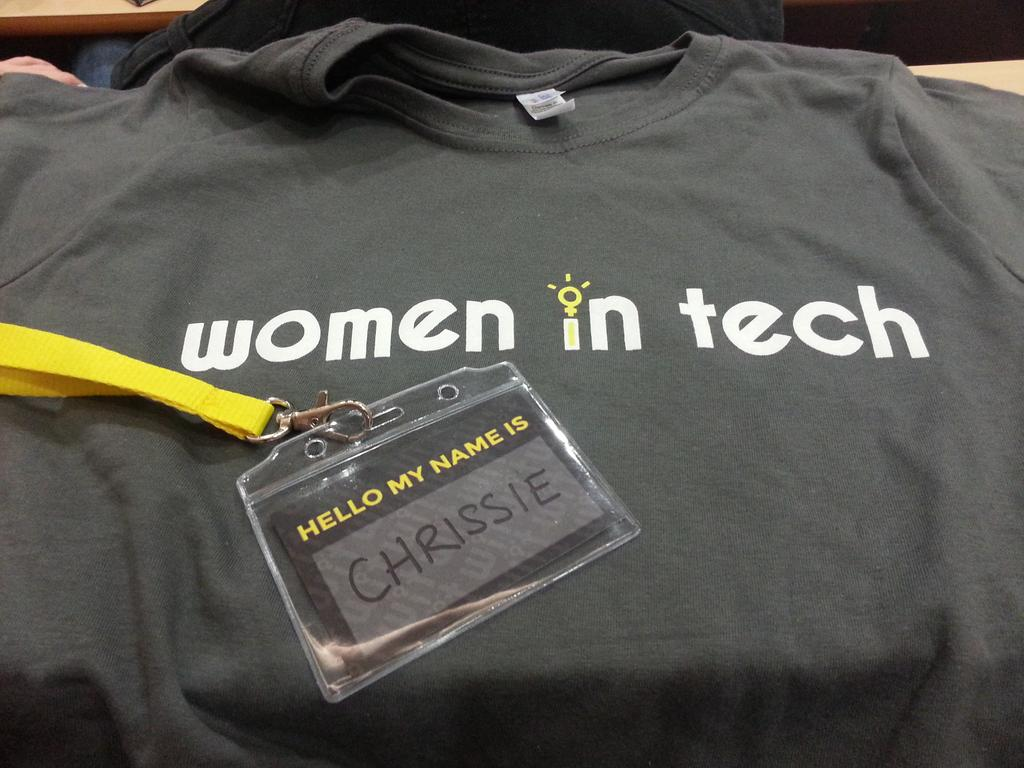 Exciting morning at the women in tech conference #inspirewit http://t.co/kphwdphBGp