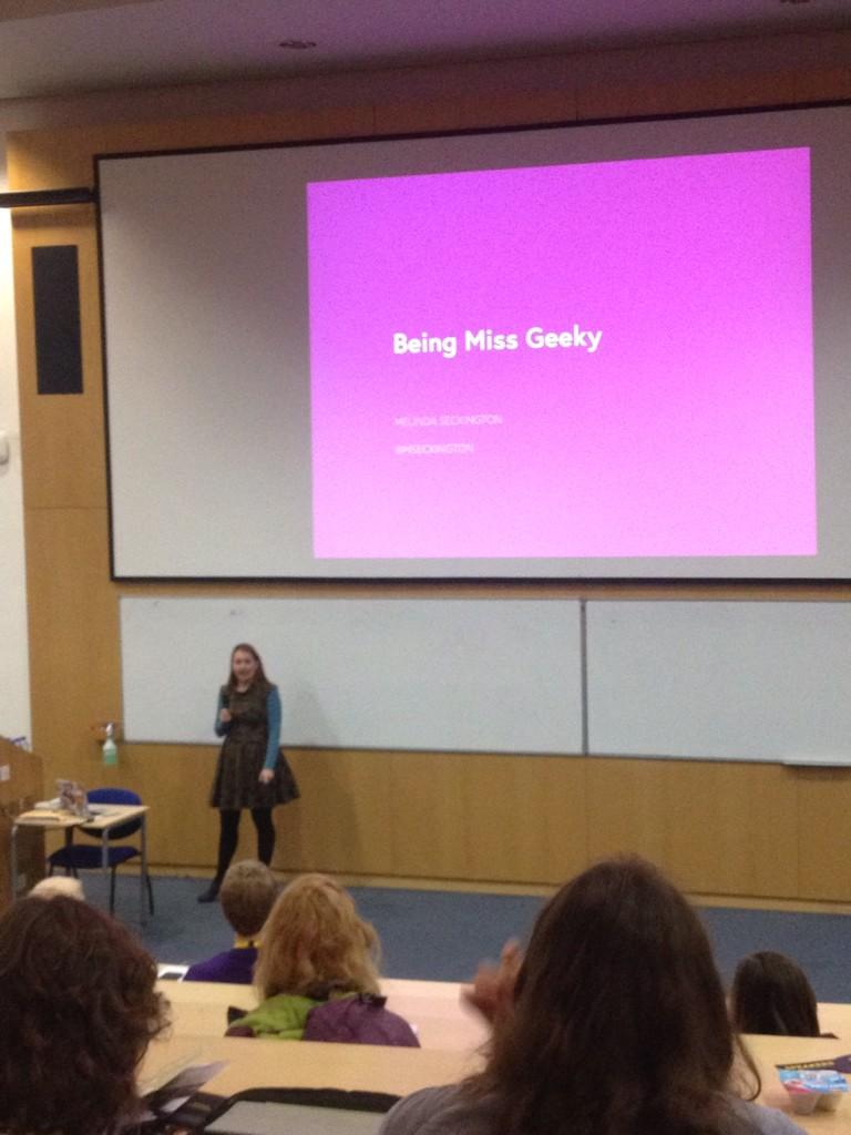 @mseckington's brilliant talk. So well delivered, so relatable! Thank you #inspireWIT http://t.co/1SCfeo1SJv