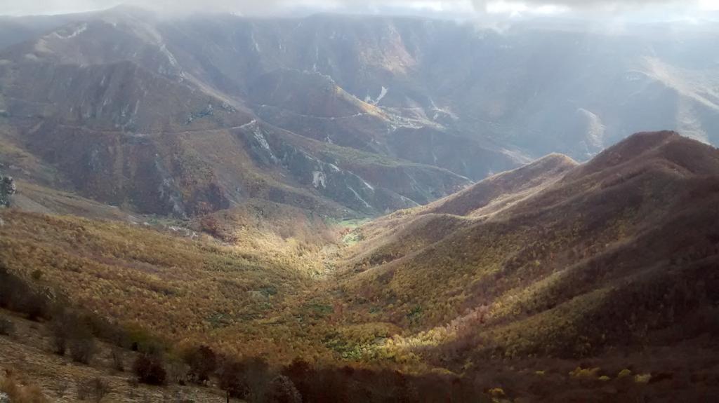Thumbnail for Subiaco. Le montagne di Alessandro Mecci #LAZIOisME
