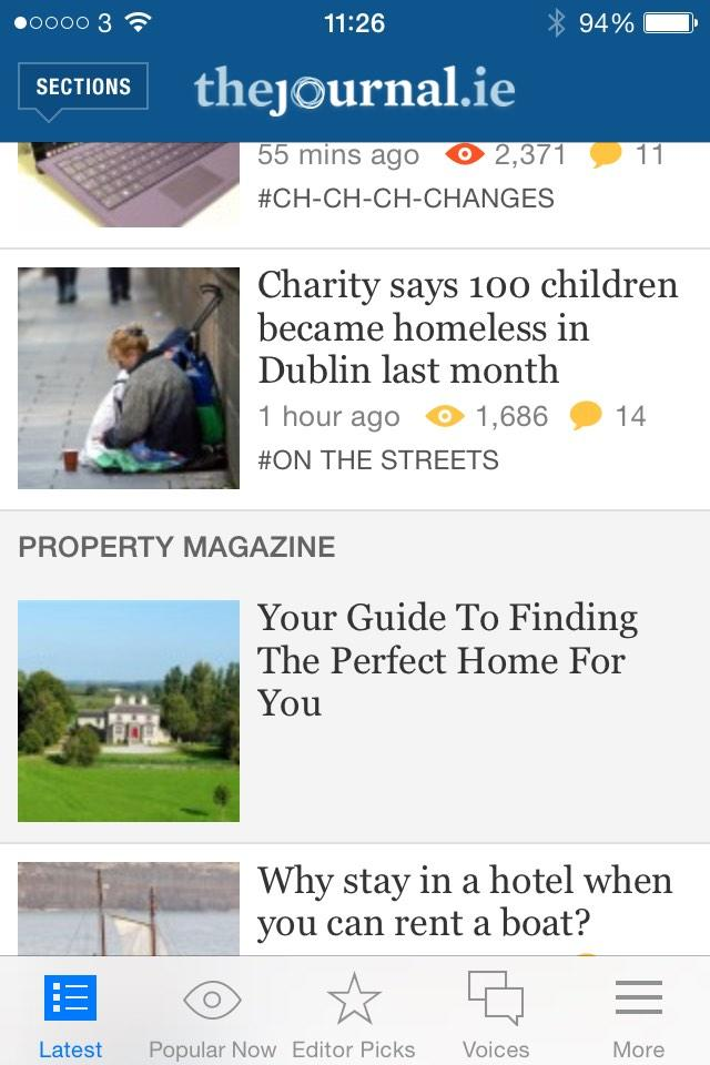 Scrolling through @journal_ie I spotted this. Really sad reflection of the duality of the housing market. http://t.co/9SKyvmg6hg