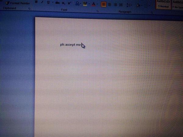 Done with my college resume. http://t.co/zk8sKB8Q2n
