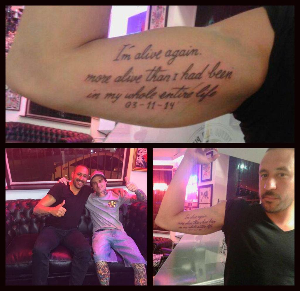 Jonas Gutierrez On Twitter At Tattoo Skull Muchas Gracias Por El - Tatuajes-eminem