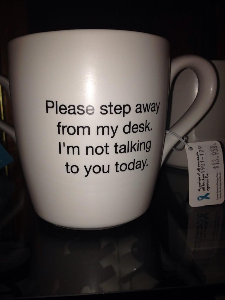 Good morning, #catholicedchat! Here's a laugh to start your morning. Every principal needs one of these. :-) http://t.co/6gfuFy9nJU