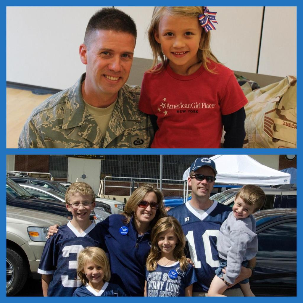 Thank you for your service Ed Zuech #PSUMilitary #WeAre #PennState #PSUClassOf96 http://t.co/tbQpTM9k4H