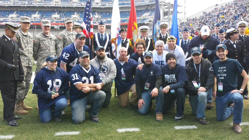 Thank you today and everyday. #PSUMilitary http://t.co/0eDYPikCjl