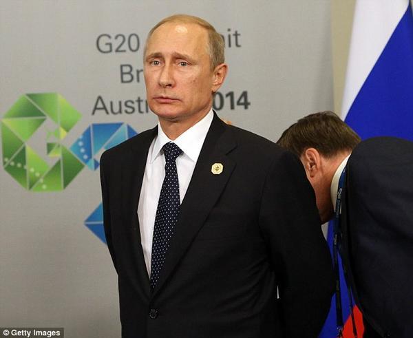 """Путин - премьеру Канады: вывести российские войска из Украины невозможно. """"Нас там нет"""" - Цензор.НЕТ 7341"""