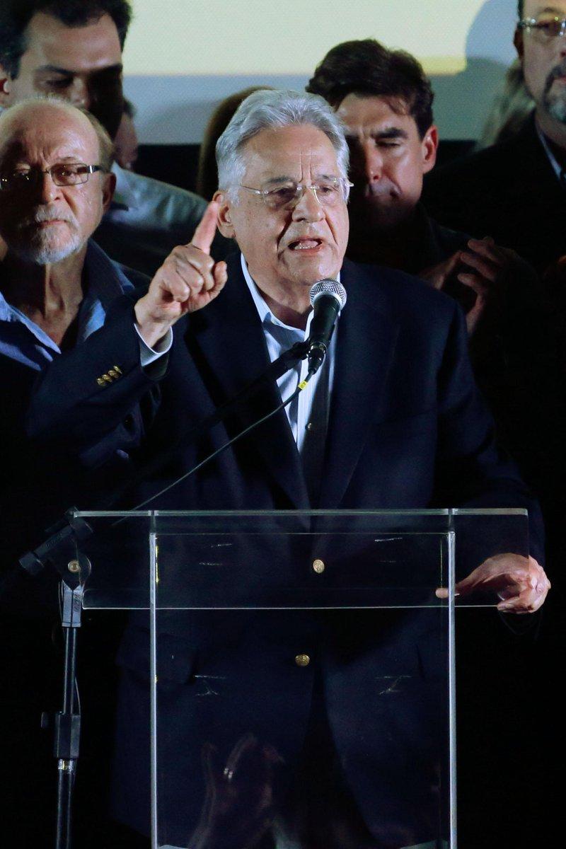 FHC rebate ministro sobre #corrupção na #Petrobrás: 'O Brasil quer esclarecimentos http://t.co/Ty2gzP8gCQ http://t.co/OOIIKj1BYN