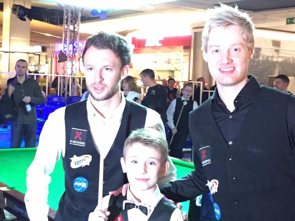 Great day in Poland today. Thanks to all the fans. Will be back soon. @judd147t @nr147 http://t.co/Gn1Y1yVlBI
