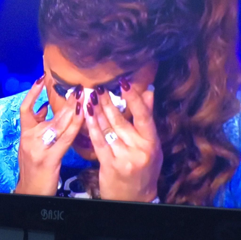 صور بكاء احلام في برنامج عرب ايدول 3 Arab Idol