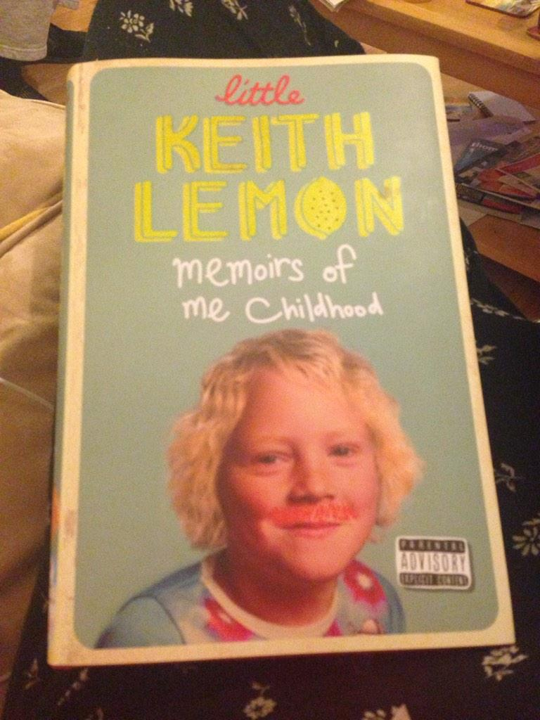 RT @omgmelissa_: @lemontwittor read this today, had me in stitches, loved it! http://t.co/DaZaubHpCU