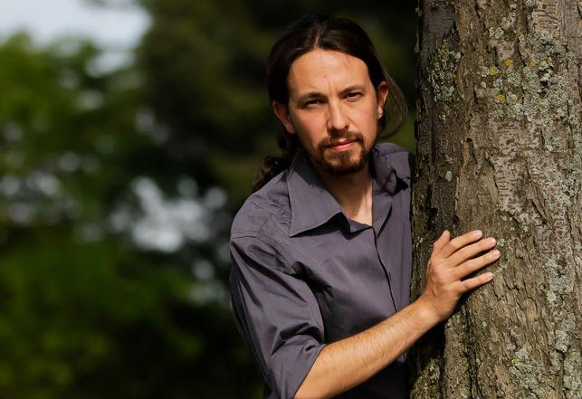 Remember Pablo Iglesias? This is him now. Feel old yet? http://t.co/2btUjXfOKE